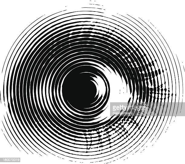 eye verängstigt - nahaufnahme stock-grafiken, -clipart, -cartoons und -symbole