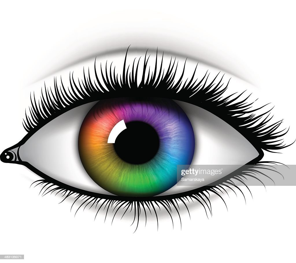 eye vector art getty images