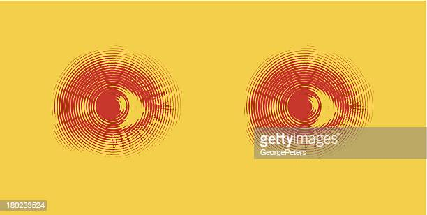 eyes. fear. - conspiracy stock illustrations