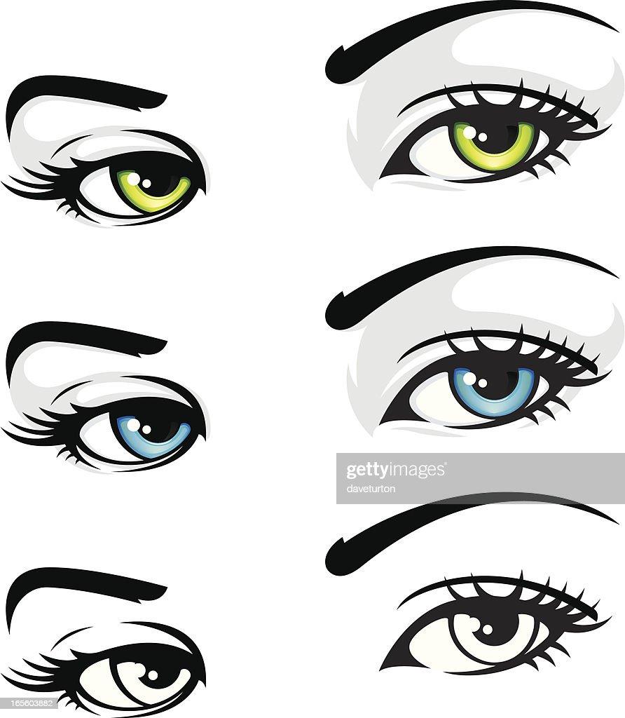 Olhos como nós : Ilustração