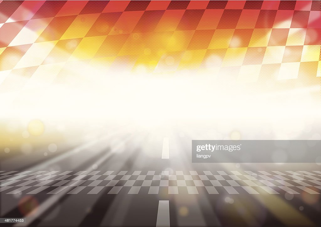 f1 racing : stock illustration