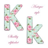 http://www.istockphoto.com/vector/fabric-retro-letters-in-shabby-chic-style-gm684824116-125996623
