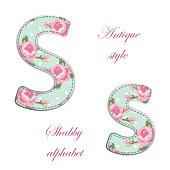 http://www.istockphoto.com/vector/fabric-retro-letters-in-shabby-chic-style-gm685059888-125996639