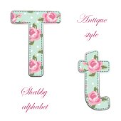 http://www.istockphoto.com/vector/fabric-retro-letters-in-shabby-chic-style-gm685065738-125996641