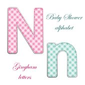 http://www.istockphoto.com/vector/fabric-retro-letters-in-shabby-chic-style-gm821453884-132996057