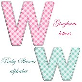 http://www.istockphoto.com/vector/fabric-retro-letters-in-shabby-chic-style-gm821458068-132996075