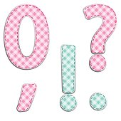 http://www.istockphoto.com/vector/fabric-retro-numbers-in-shabby-chic-style-gm821471410-132996083
