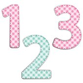 http://www.istockphoto.com/vector/fabric-retro-numbers-in-shabby-chic-style-gm821472162-132996091