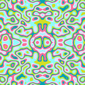 Fabulous seamless abstract pattern. design layout for business presentations, flyers, posters, prints, decoration, cards, brochure cover