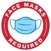 Face Masks Required