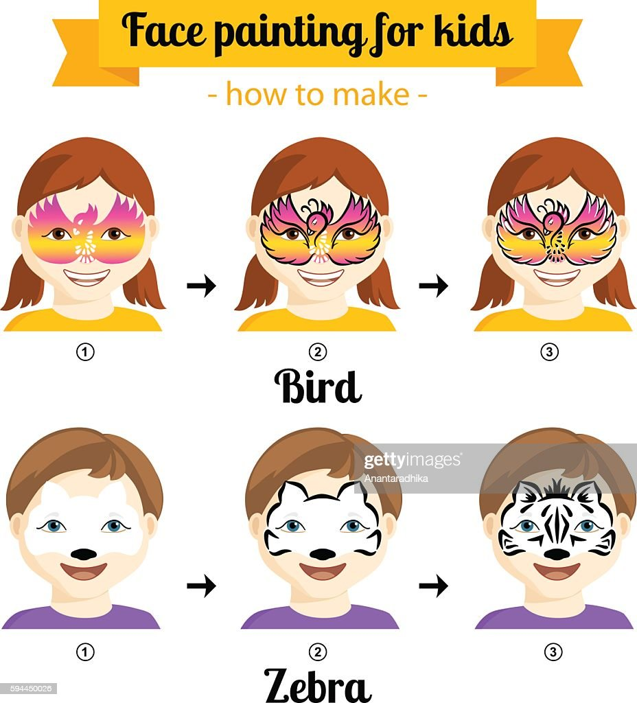 face painting for girls 3