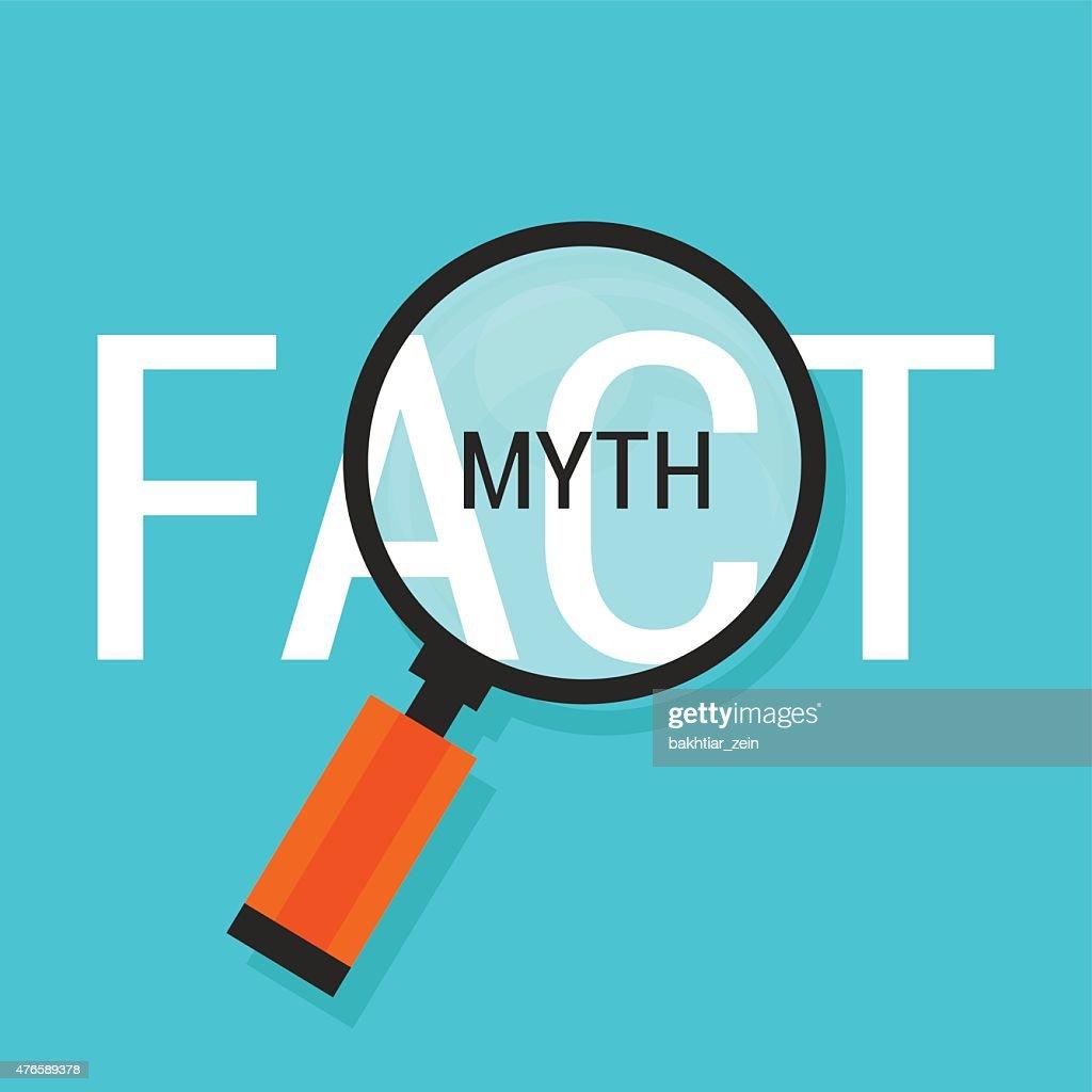 fact or myth fiction true