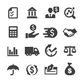 Factoring Company Icons - Acme Series