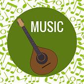 fado guitar musical instrument