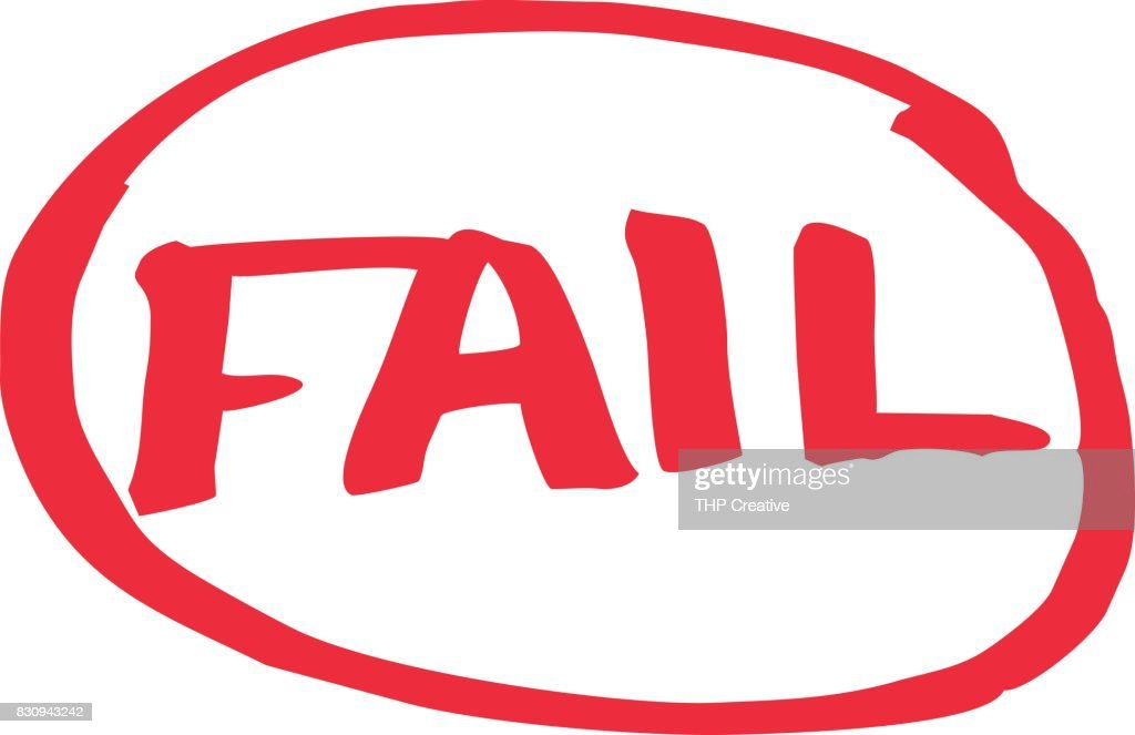 Fail Exam Grade
