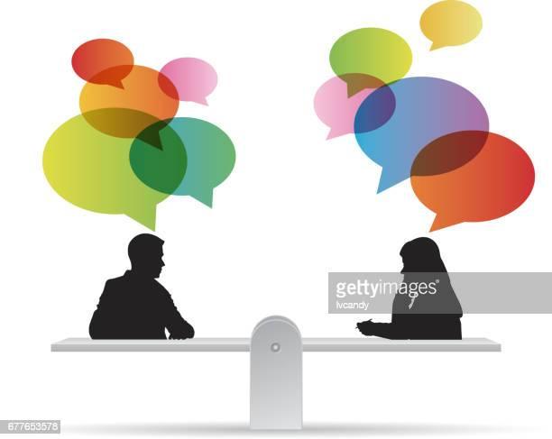 Eerlijke dialoog