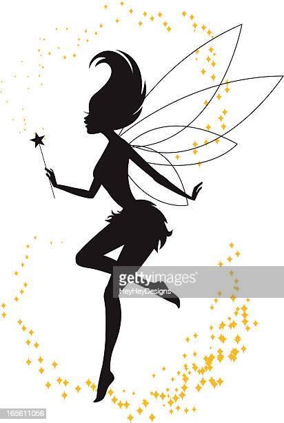 fairy magic - fairy stock illustrations