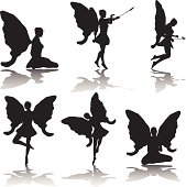 Fairy Silhouette Collection