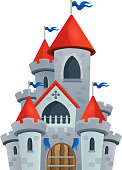 Fairy tale castle theme image 1