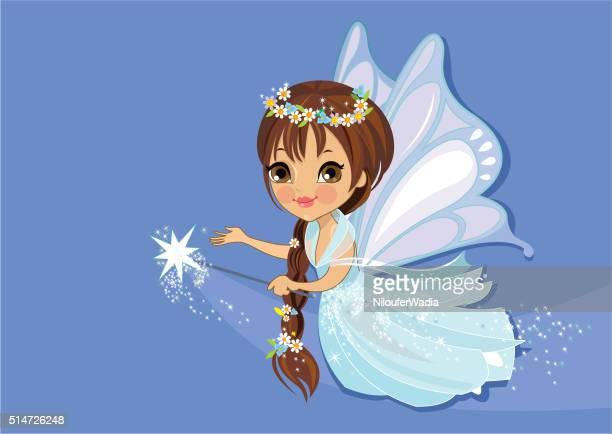 fairy - fairy stock illustrations