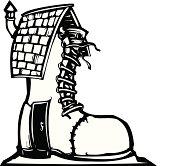 Fairytale Shoe House