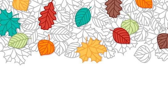 Fall Leaf Background - gettyimageskorea
