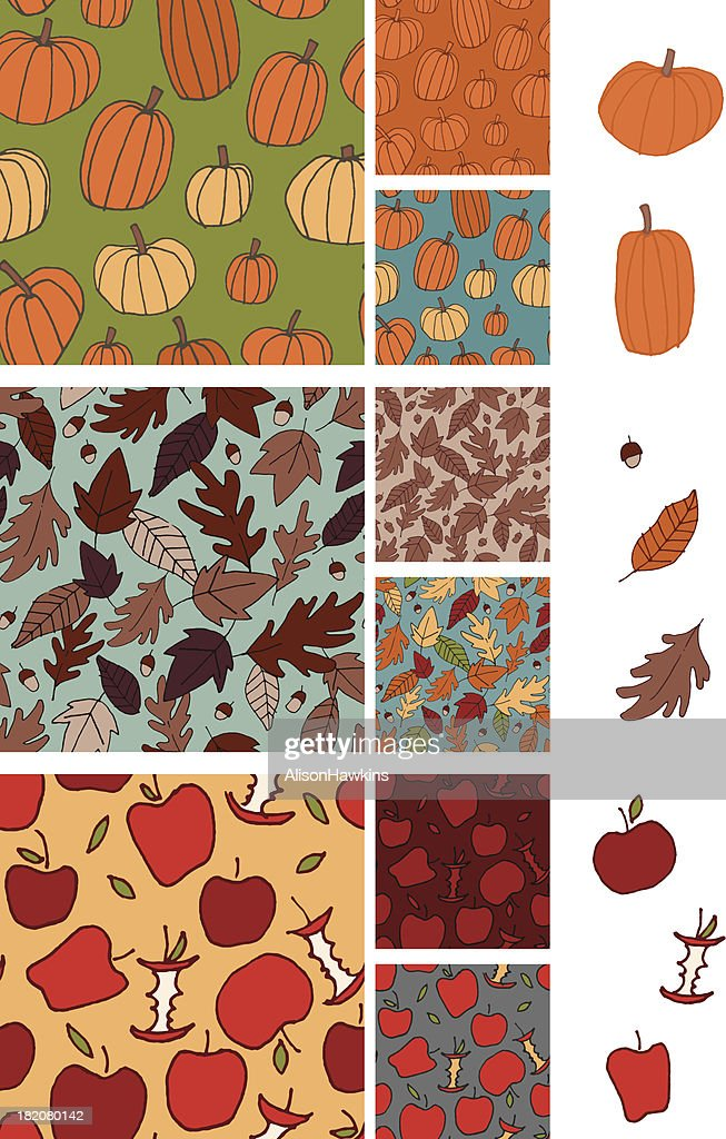Fall Pattern Collection