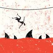 http://www.istockphoto.com/vector/falling-from-a-tightrope-gm166053256-23120540