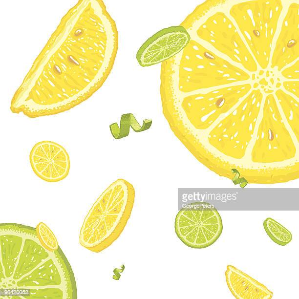 Falling Lemons and Limes