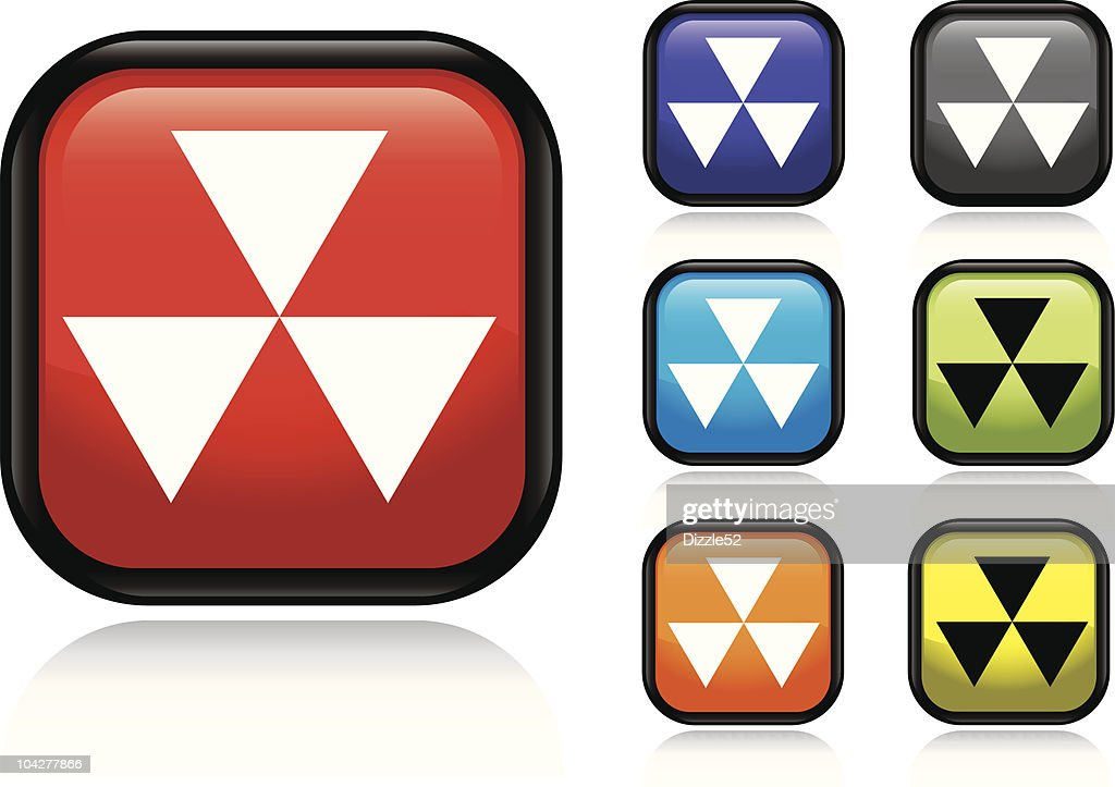 Fallout Shelter Icon Vector Art Getty Images