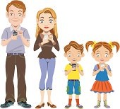 Family and Smart Phones