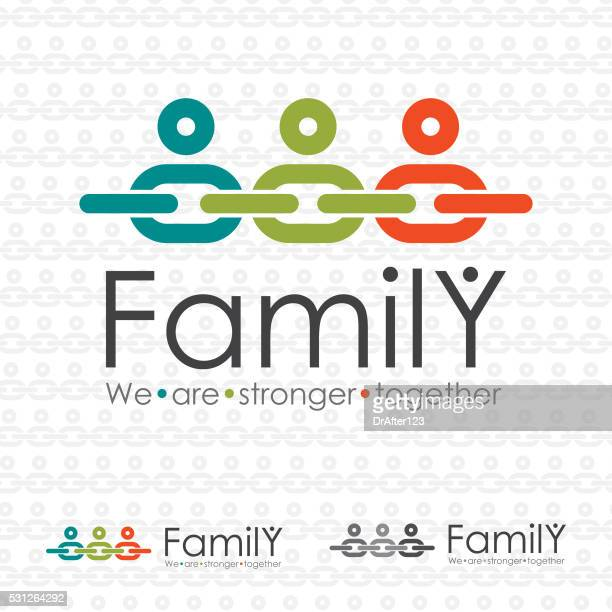 Family Chain Icon