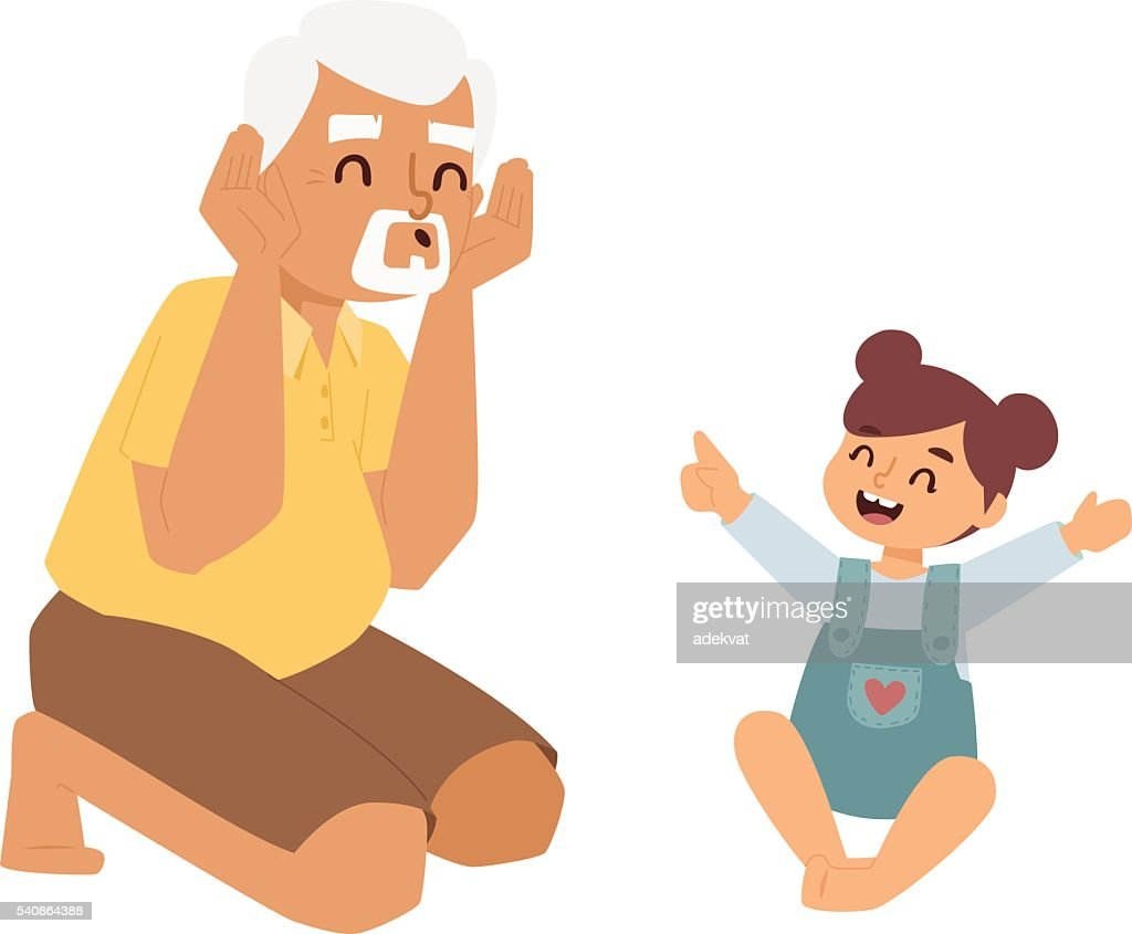 Family games vector illustration.