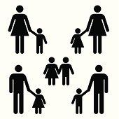 Family Icon- Vector