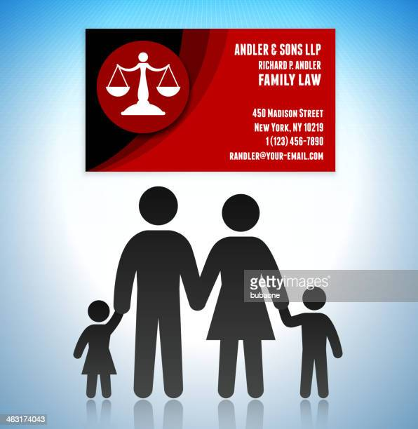 family lawのイラスト素材と絵 getty images
