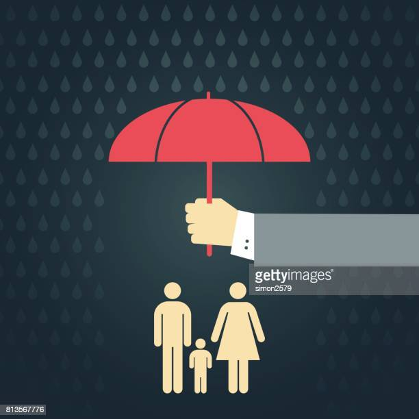 Family Protection concept