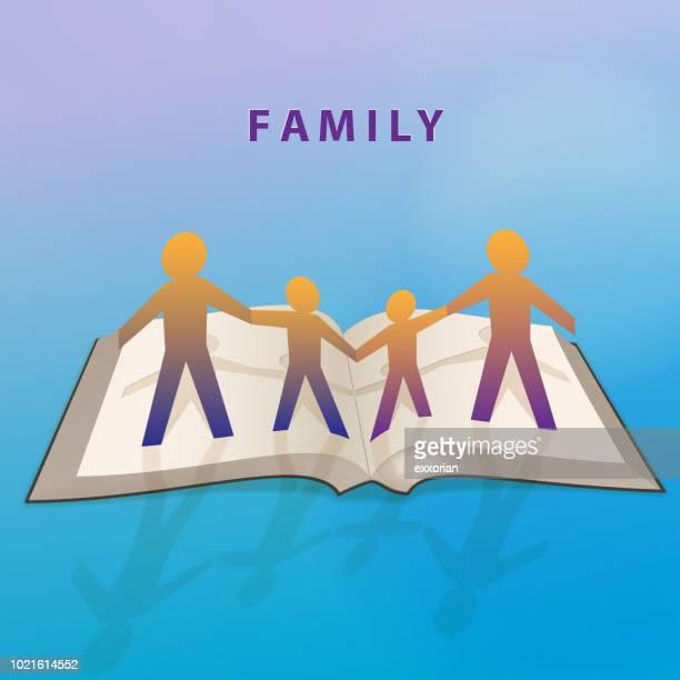 家族の絵本