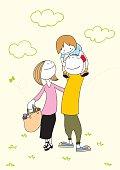Family_CarryingOnShoulders