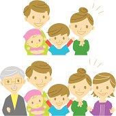 family,happy,smiling