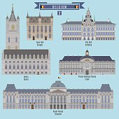 Famous Places in Belgium
