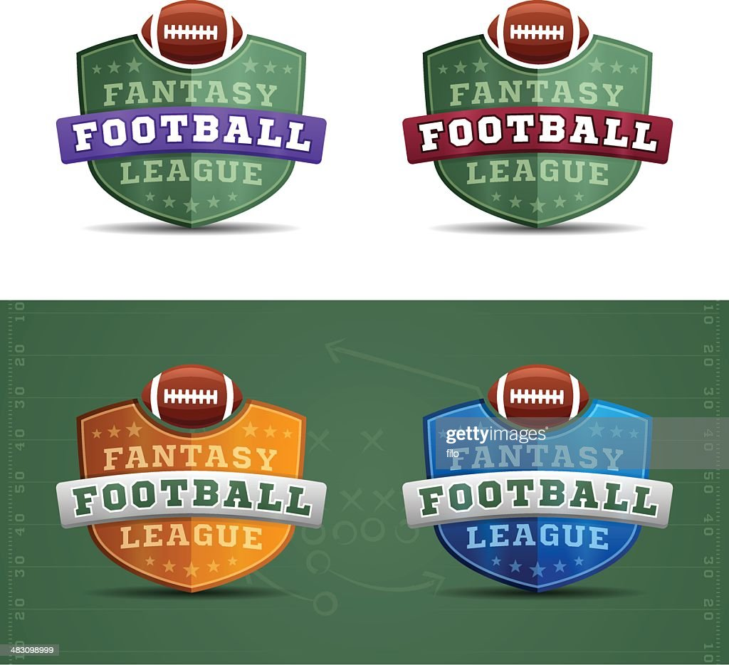 Fantasy Football League Badges