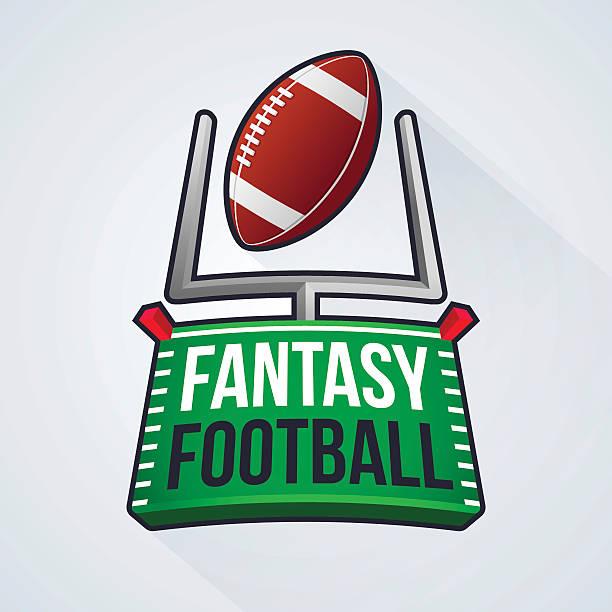 fantasy football - fantasy stock illustrations