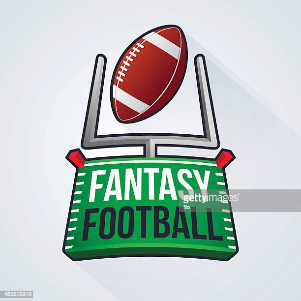 fantasy football - match sport stock illustrations, clip art, cartoons, & icons