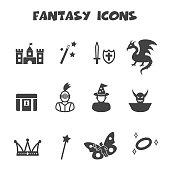 fantasy icons