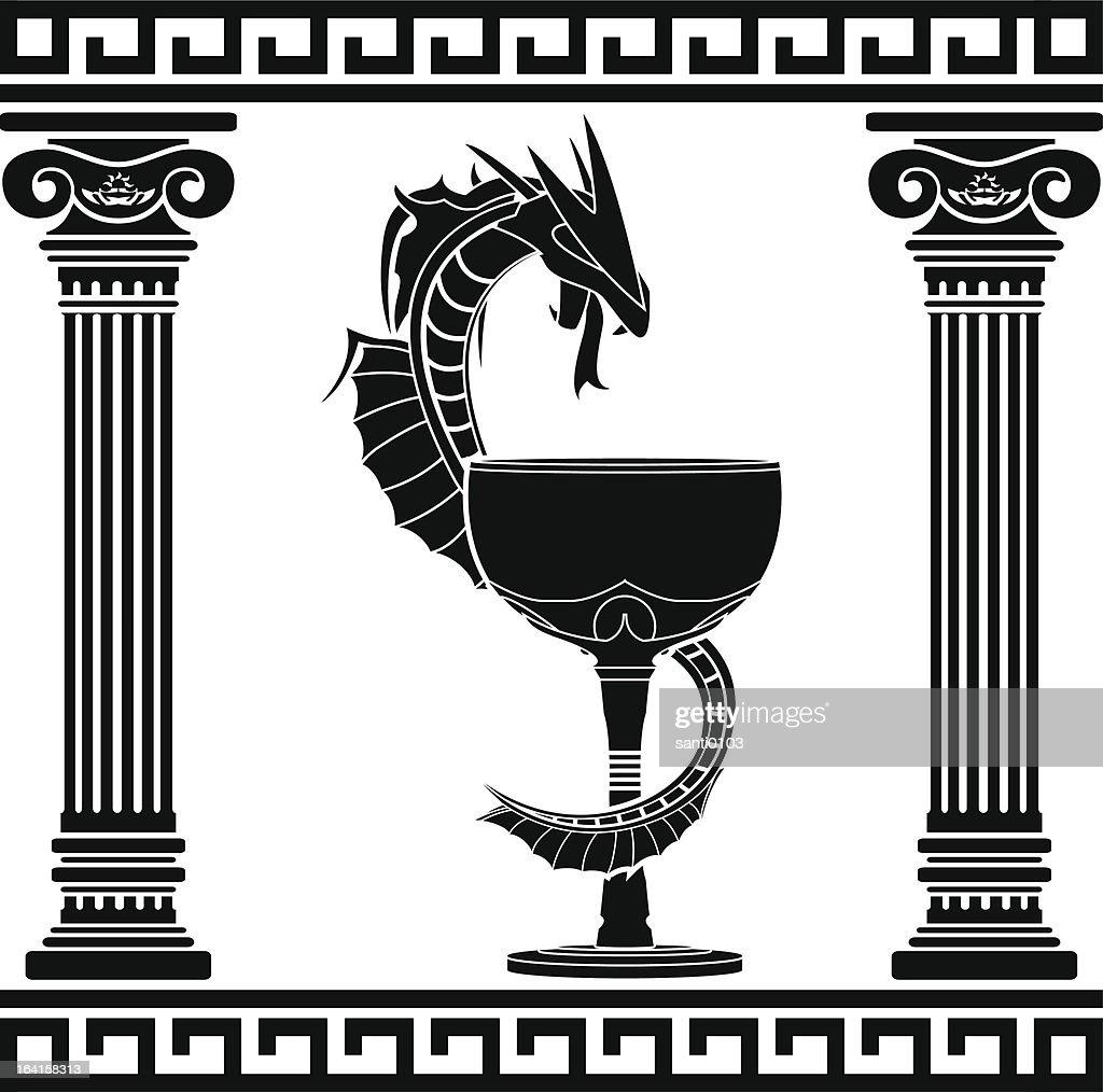 fantasy pharmacy symbol