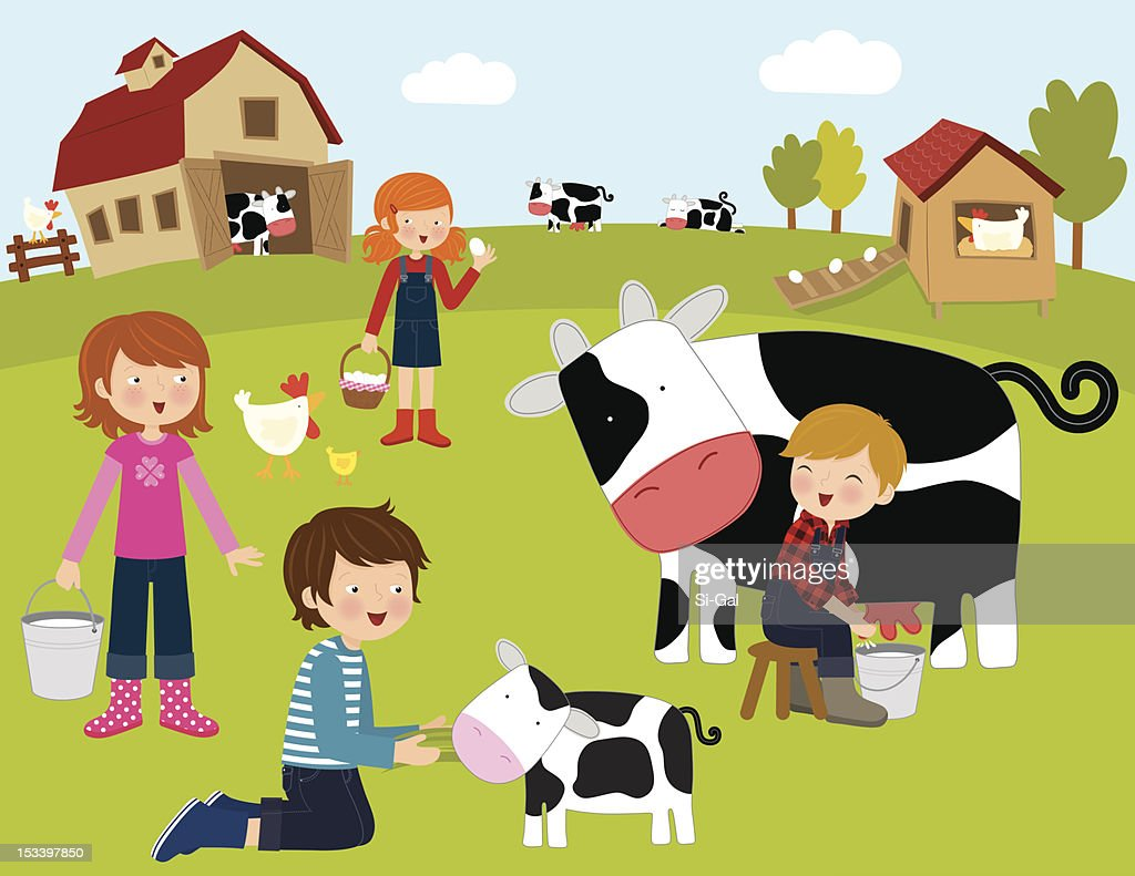 Farm Animals (Series)