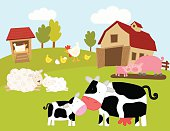 Farm Animals (Series)