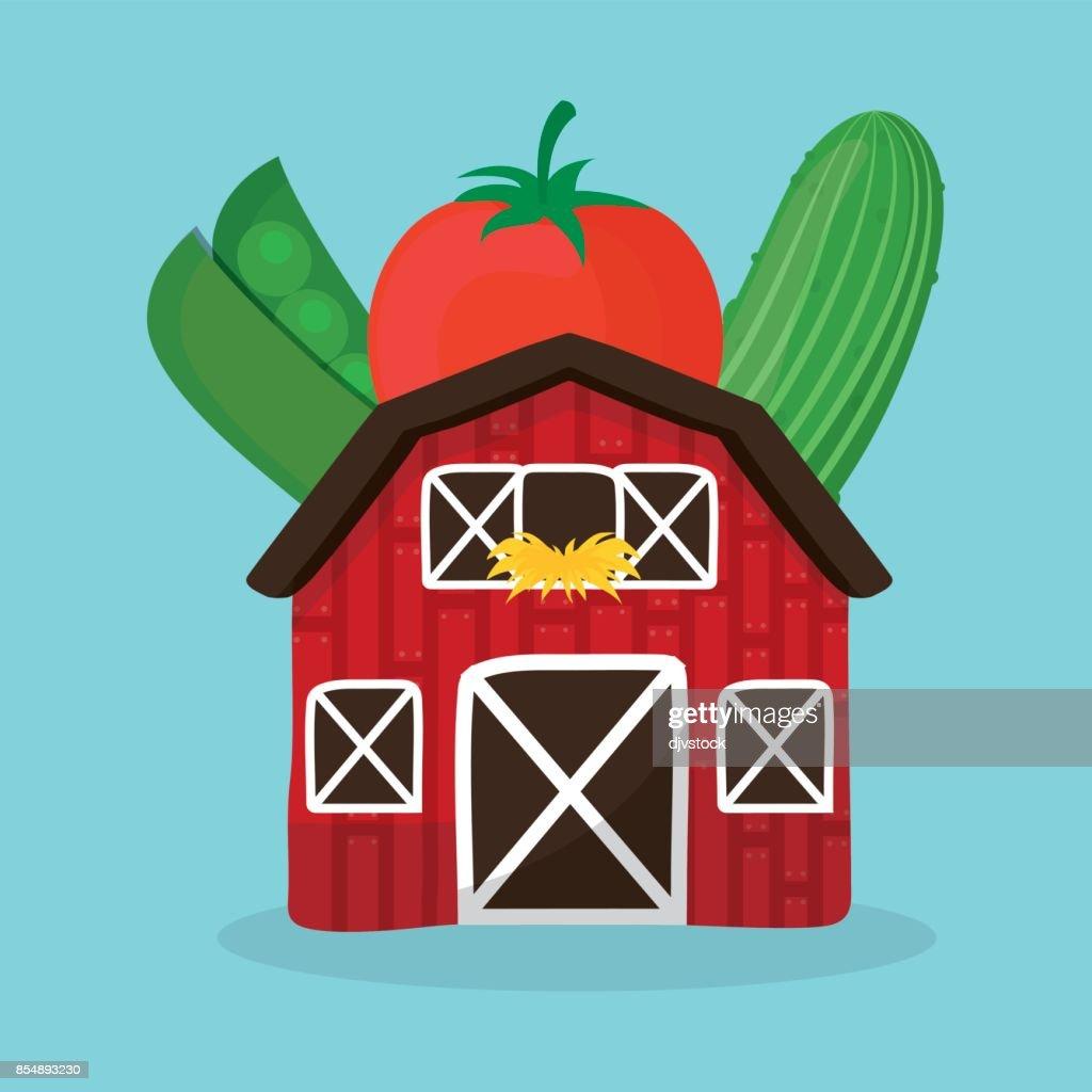 farm fresh vegetables health image