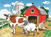 Farm House Gang