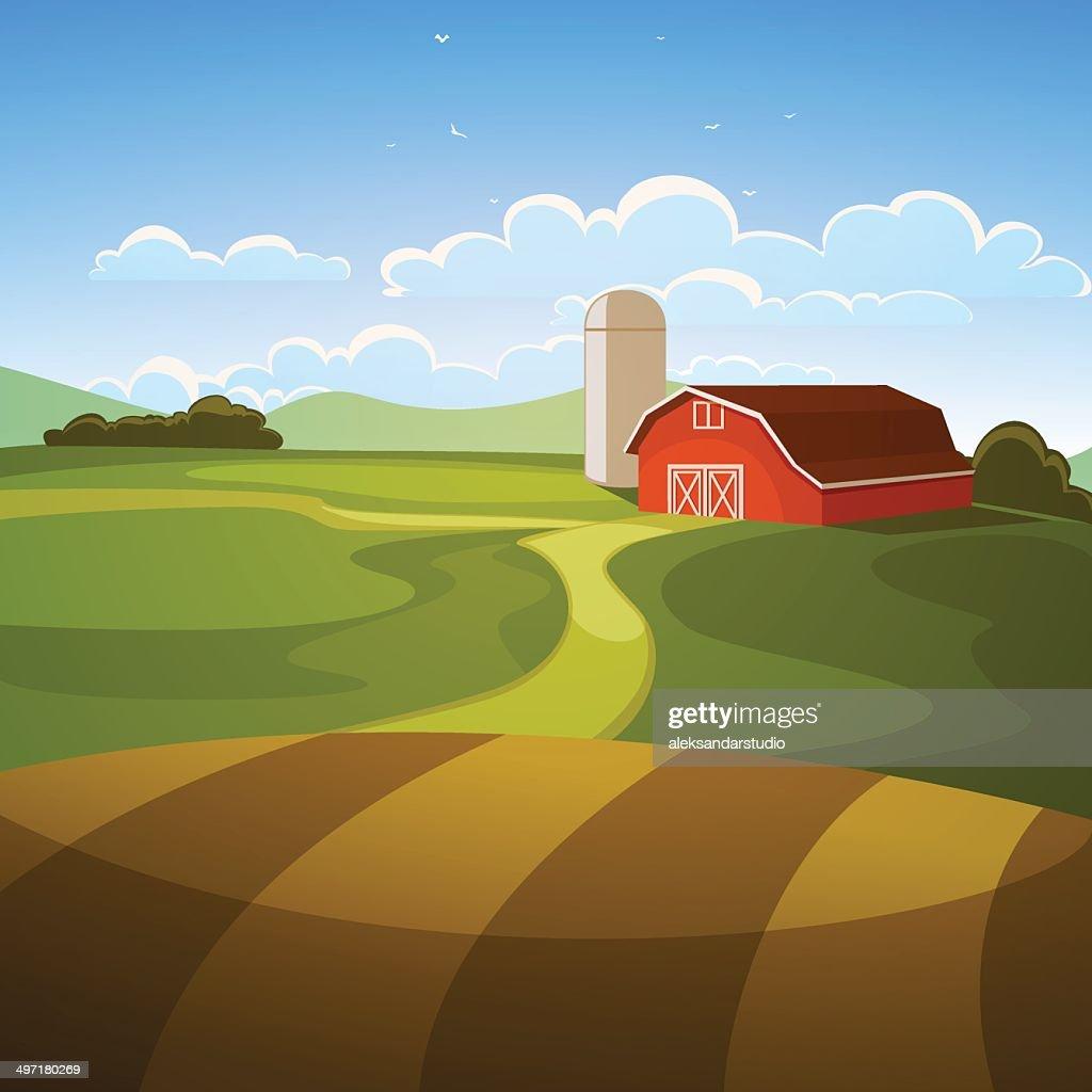 Farm Landscape
